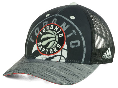 Toronto Raptors adidas NBA Shadow Trucker Cap