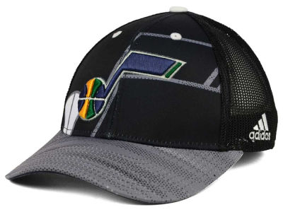 Utah Jazz adidas NBA Shadow Trucker Cap