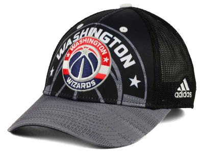 Washington Wizards adidas NBA Shadow Trucker Cap