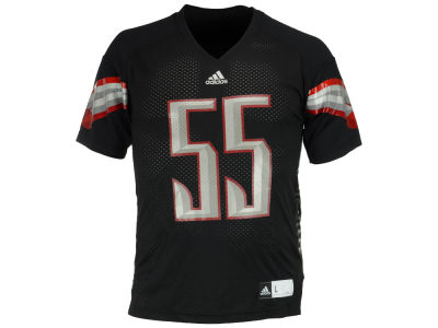 Louisville Cardinals adidas NCAA Men's Chromeville Replica Football Jersey