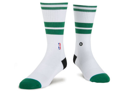 Boston Celtics Stance NBA Arena Core Crew Sock