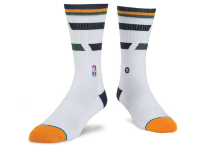 Utah Jazz Stance NBA Arena Core Crew Sock