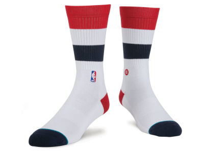 Washington Wizards Stance NBA Arena Core Crew Sock