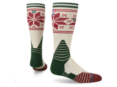 NBA All Star Stance Christmas Crew Socks