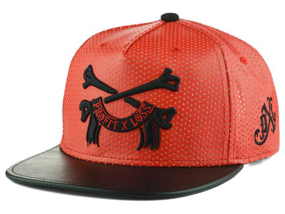 Profit X Loss Cross Bones Snapback Hat