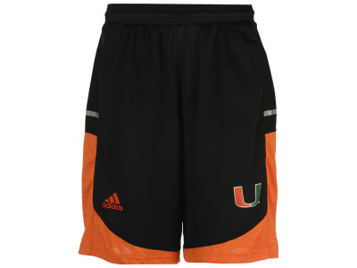 Miami Hurricanes adidas NCAA Men's Player Shorts