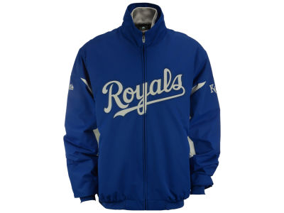 Kansas City Royals MLB Men's Therma Base Triple Peak Premier Jacket