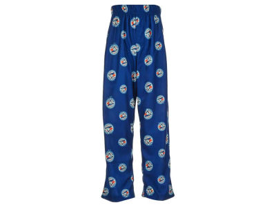 Toronto Blue Jays Majestic MLB Youth All Over Print PJ Pants