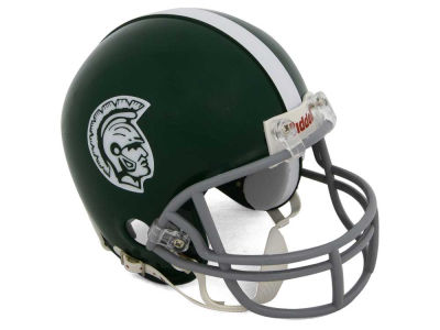 Michigan State Spartans NCAA Throwback Mini Helmet