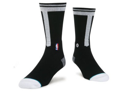 Brooklyn Nets Stance NBA Arena Core Crew Sock
