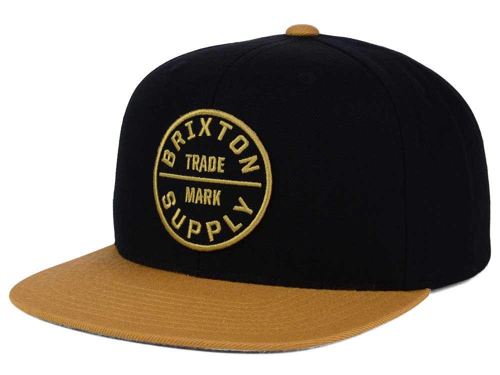 562f99165b5 Brixton Oath III Snapback Cap