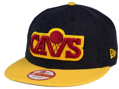 Cleveland Cavaliers New Era NBA HWC Heather Action 9FIFTY Snapback Cap