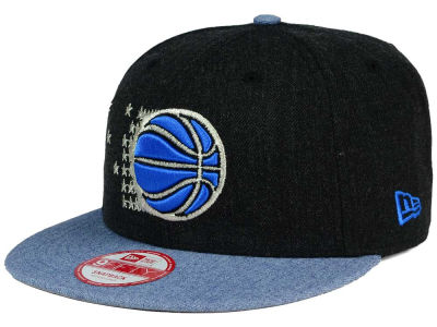 Orlando Magic New Era NBA HWC Heather Action 9FIFTY Snapback Cap