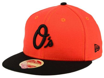 Baltimore Orioles New Era MLB Wool Standard 59FIFTY Cap