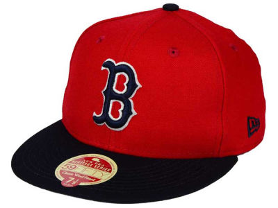 Boston Red Sox New Era MLB Wool Standard 59FIFTY Cap