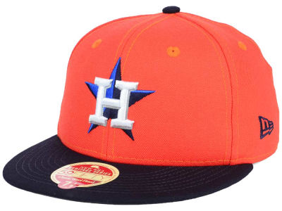 Houston Astros New Era MLB Wool Standard 59FIFTY Cap