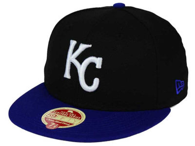 Kansas City Royals New Era MLB Wool Standard 59FIFTY Cap