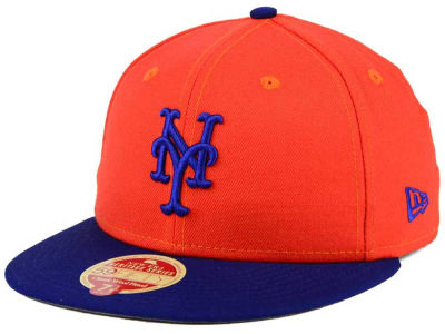 New York Mets New Era MLB Wool Standard 59FIFTY Cap