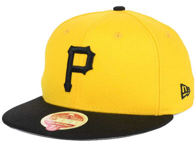 Pittsburgh Pirates New Era MLB Wool Standard 59FIFTY Cap
