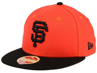 San Francisco Giants New Era MLB Wool Standard 59FIFTY Cap