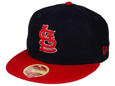 St. Louis Cardinals New Era MLB Wool Standard 59FIFTY Cap