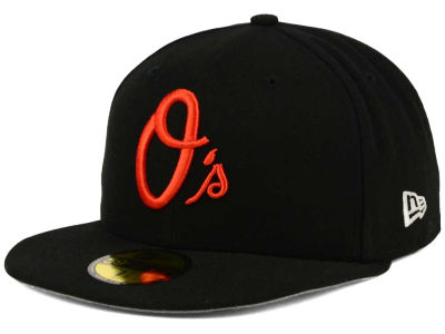 Baltimore Orioles New Era MLB Flag Stated 59FIFTY Cap
