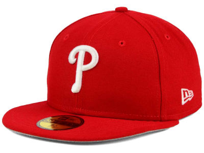 Philadelphia Phillies New Era MLB Flag Stated 59FIFTY Cap