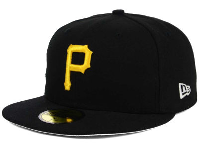 Pittsburgh Pirates New Era MLB Flag Stated 59FIFTY Cap