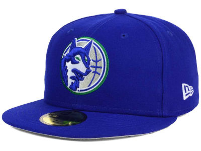 Minnesota Timberwolves New Era NBA HWC Flag Stated 59FIFTY Cap