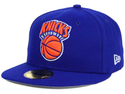 New York Knicks New Era NBA HWC Flag Stated 59FIFTY Cap