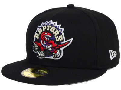 Toronto Raptors New Era NBA HWC Flag Stated 59FIFTY Cap
