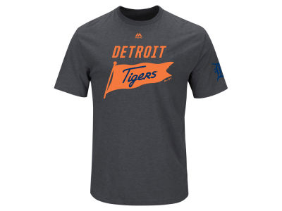 Detroit Tigers Majestic MLB Men's Pennant Race T-Shirt