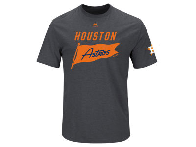 Houston Astros Majestic MLB Men's Pennant Race T-Shirt