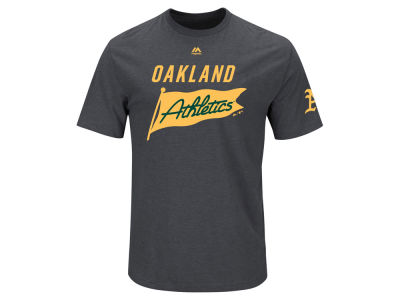 Oakland Athletics Majestic MLB Men's Pennant Race T-Shirt