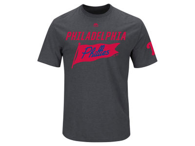 Philadelphia Phillies Majestic MLB Men's Pennant Race T-Shirt