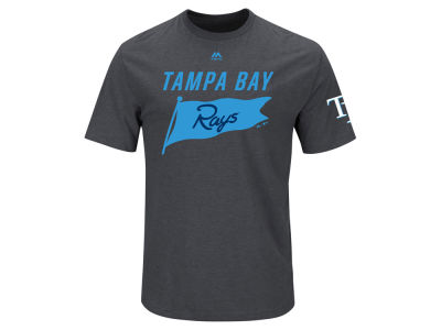 Tampa Bay Rays Majestic MLB Men's Pennant Race T-Shirt
