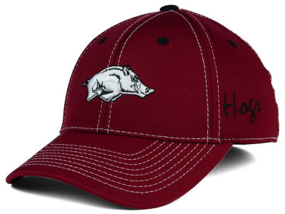 Arkansas Razorbacks Top of the World NCAA Jock III Cap