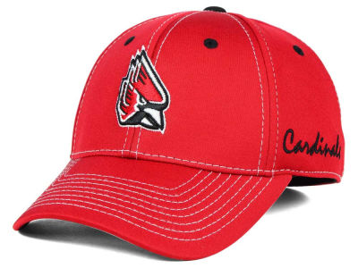 Ball State Cardinals Top of the World NCAA Jock III Cap