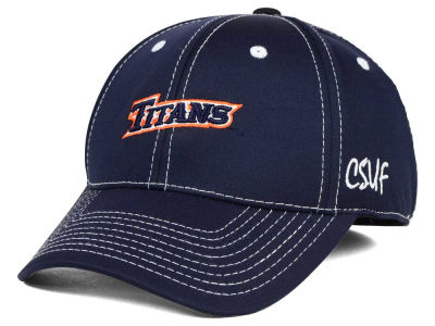 Cal State Fullerton Titans Top of the World NCAA Jock III Cap