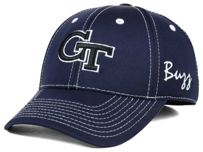 Georgia-Tech Top of the World NCAA Jock III Cap