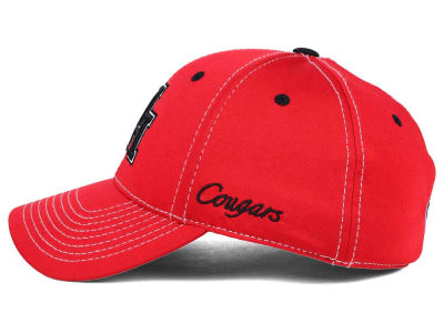 Houston Cougars Top of the World NCAA Jock III Cap