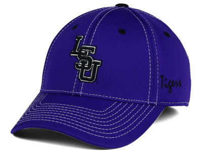 LSU Tigers Top of the World NCAA Jock III Cap