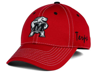Maryland Terrapins Top of the World NCAA Jock III Cap