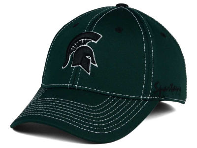 Michigan State Spartans Top of the World NCAA Jock III Cap