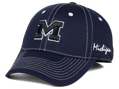 Michigan Wolverines Top of the World NCAA Jock III Cap