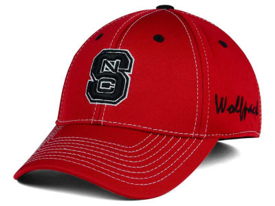 North Carolina State Wolfpack Top of the World NCAA Jock III Cap