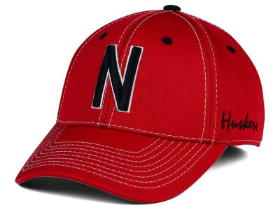 Nebraska Cornhuskers Top of the World NCAA Jock III Cap