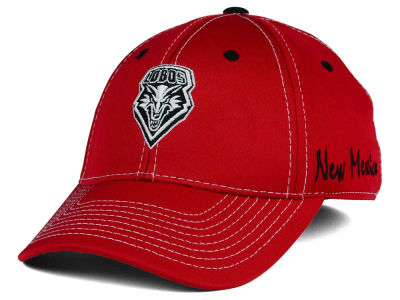 New Mexico Lobos Top of the World NCAA Jock III Cap