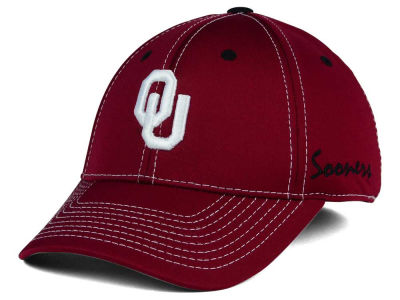 Oklahoma Sooners Top of the World NCAA Jock III Cap
