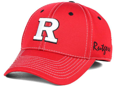 Rutgers Scarlet Knights Top of the World NCAA Jock III Cap